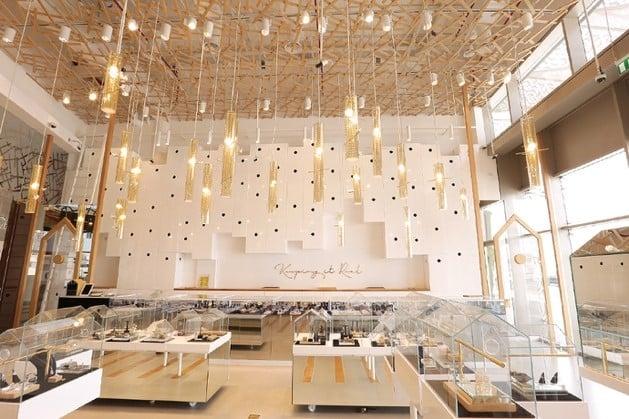 sauce Rocks, The Galleria Mall