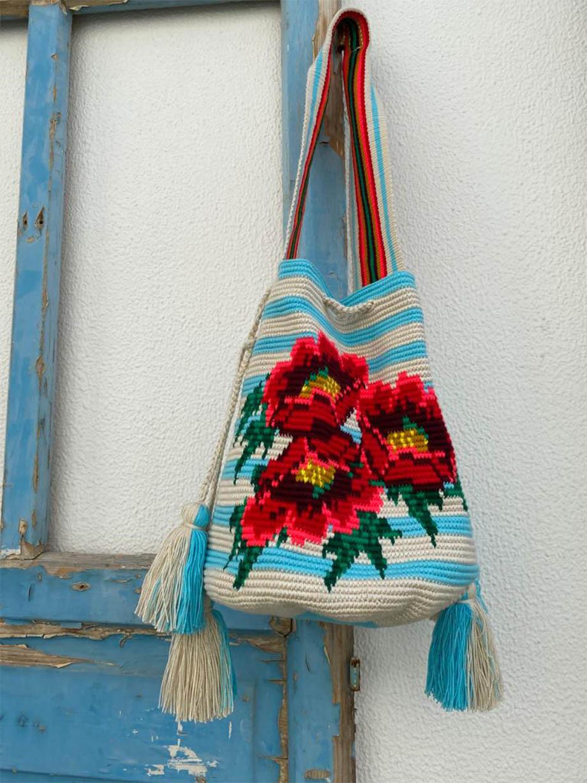 ORIONTE ORION BLUE STRIPE BAG