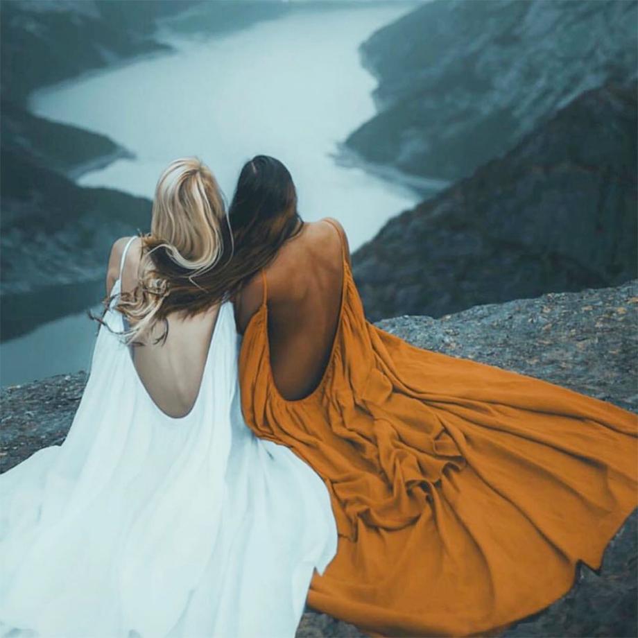 SYROS ORGANIC COTTON WHITE DRESS
