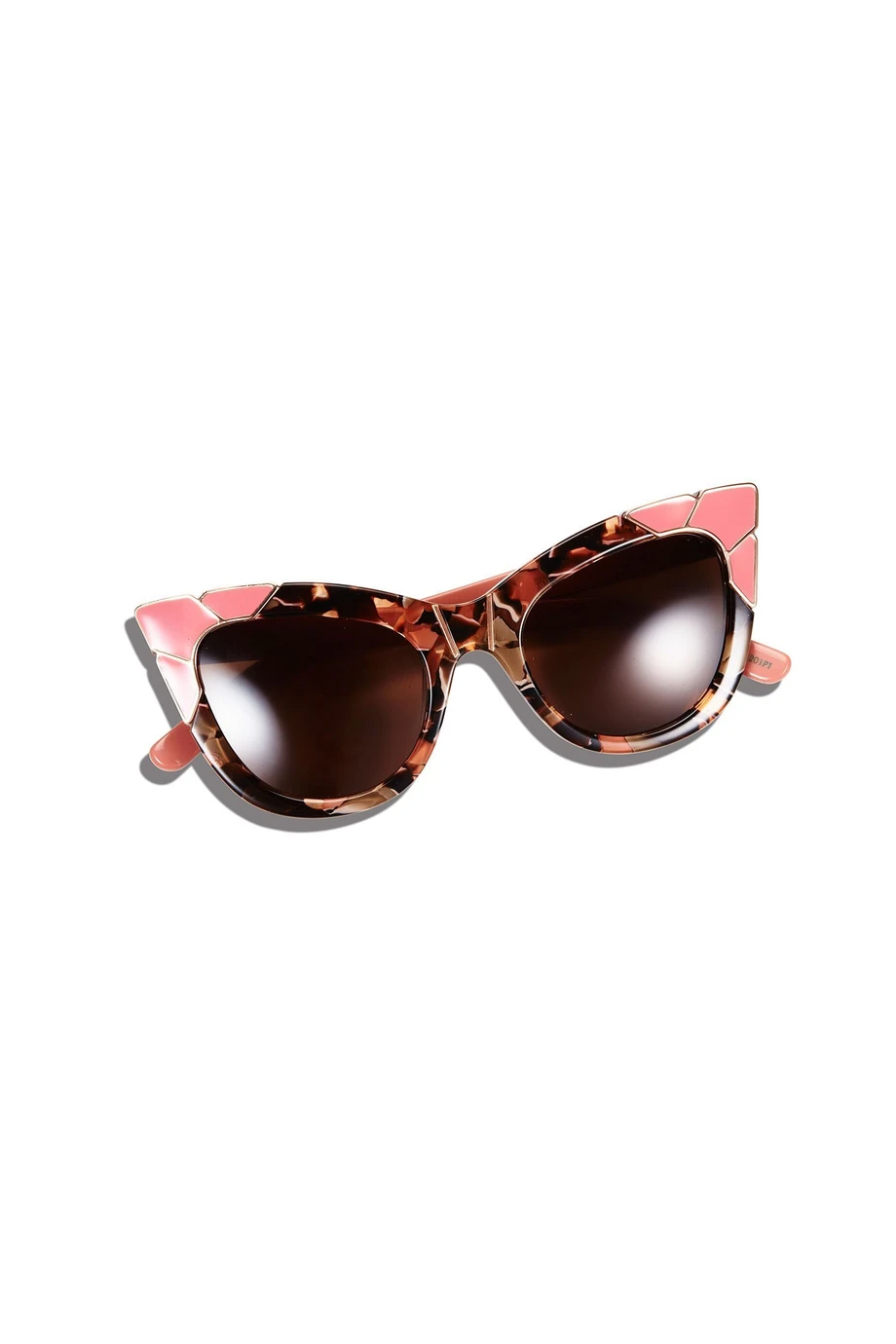 PUSS & BOOTS PINK TORTOISE