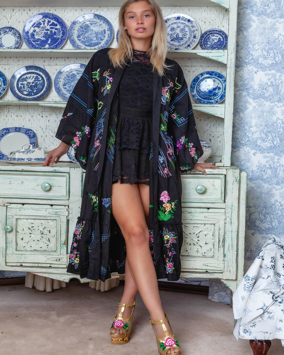 DREAM IN COLOR ROBE