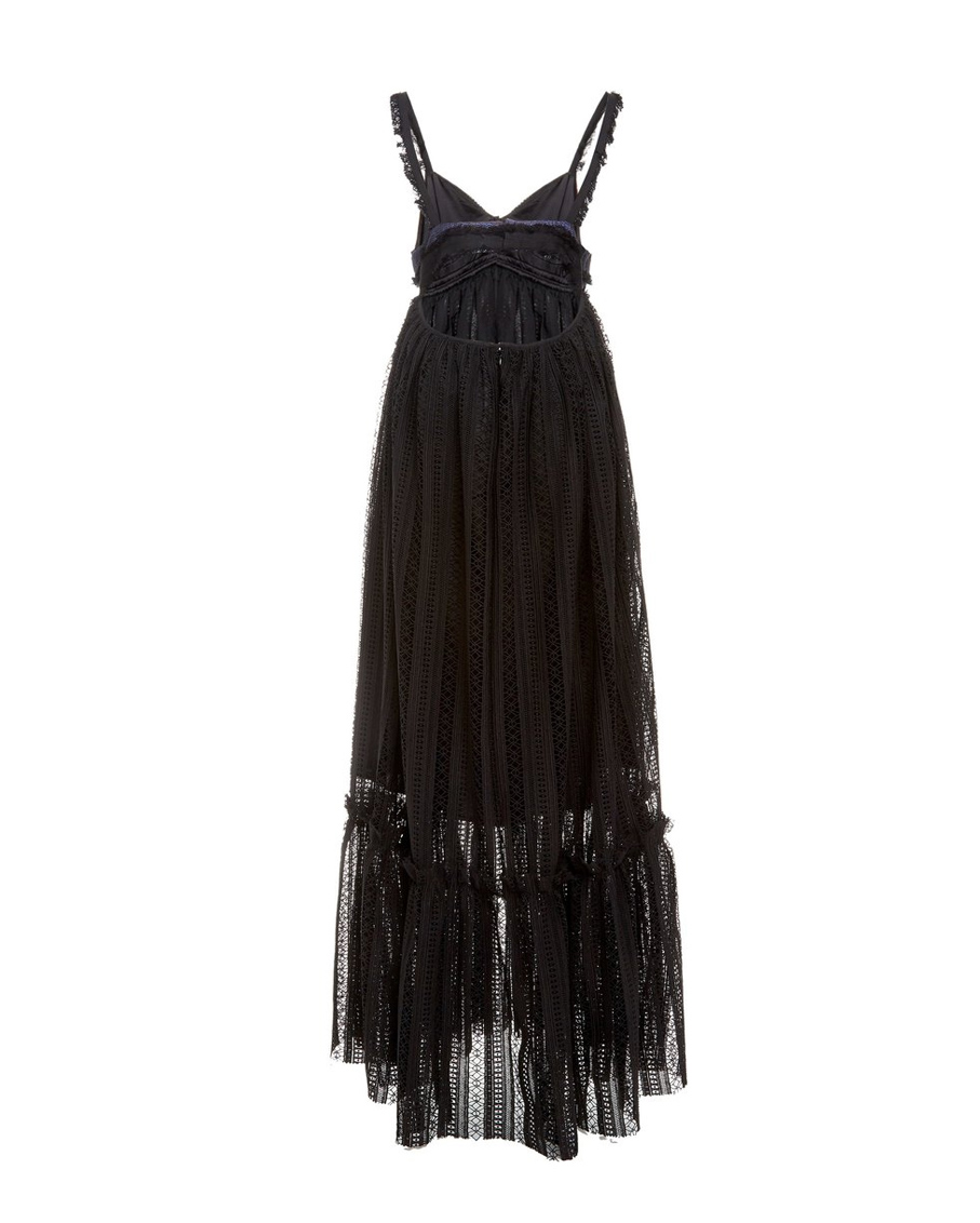 REBEL YELL LONG DRESS
