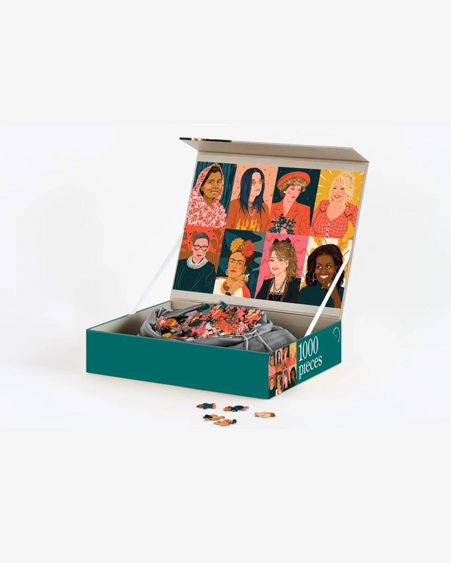 1000 PIECE PUZZLE-HEY LADY