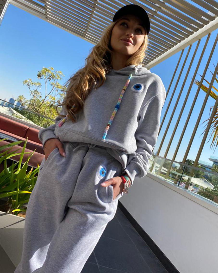 BLUE TRIBE JOGGERS ONE SIZE