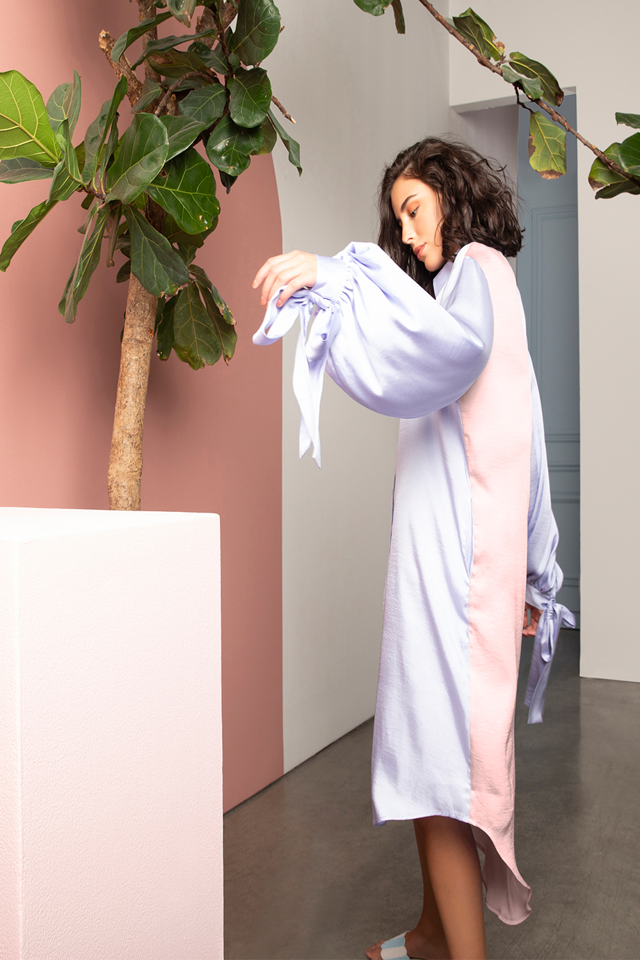 LORI SHIRT DRESS
