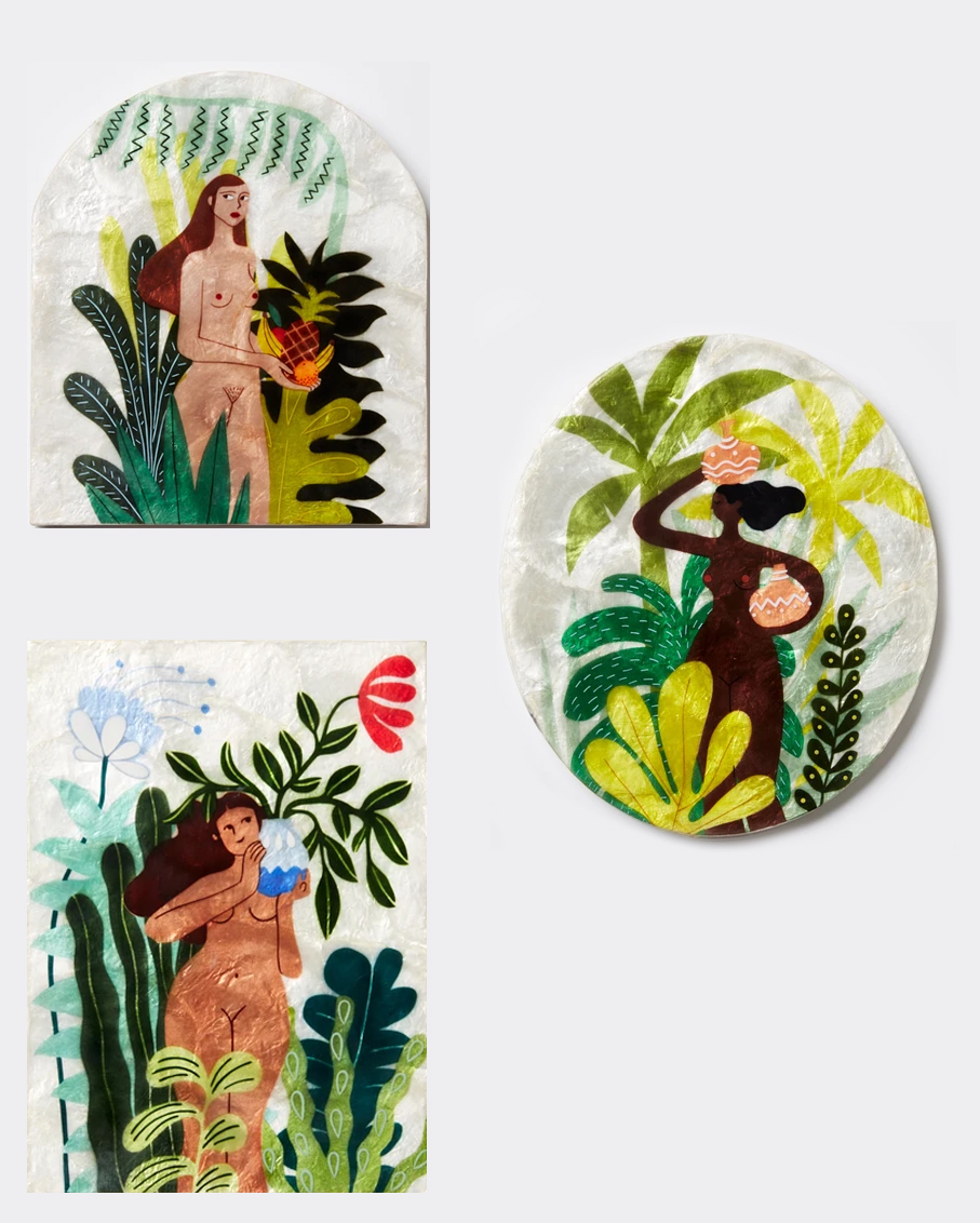 CATSAWAY FETCH CATSAWAY ROOTS AND CASTAWAY HARVEST TILES SETS