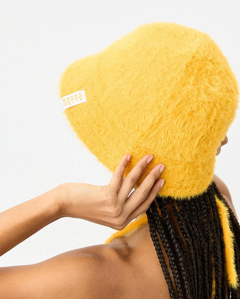 SUNSHINE JAX FUZZY BUCKET HAT