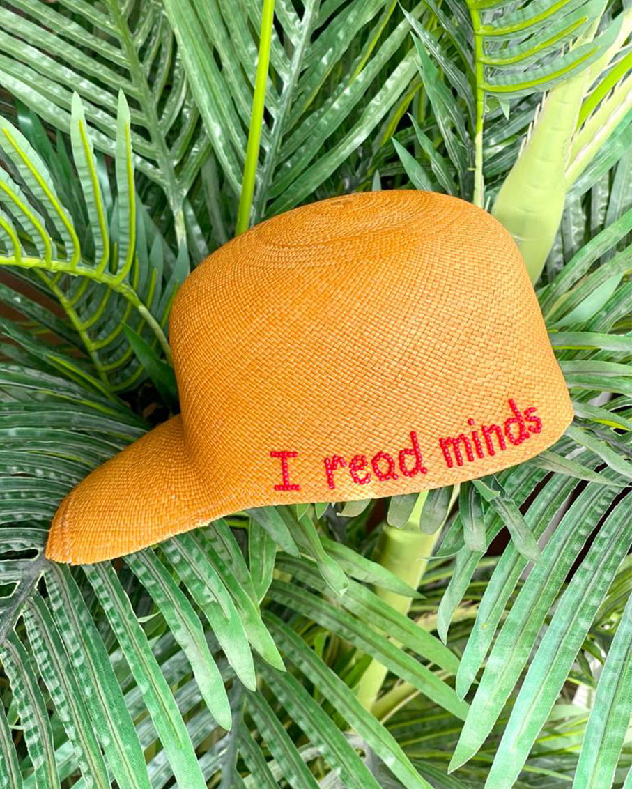 HAVANE SOHO CAP - I READ MINDS