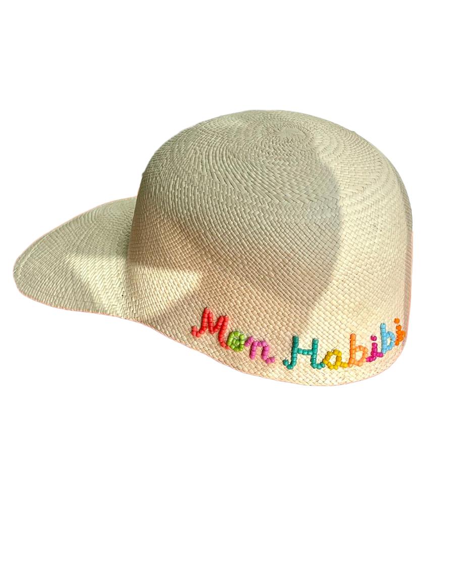 OFF WHITE SOHO CAP - MEN HABIBI IN MULTI COL