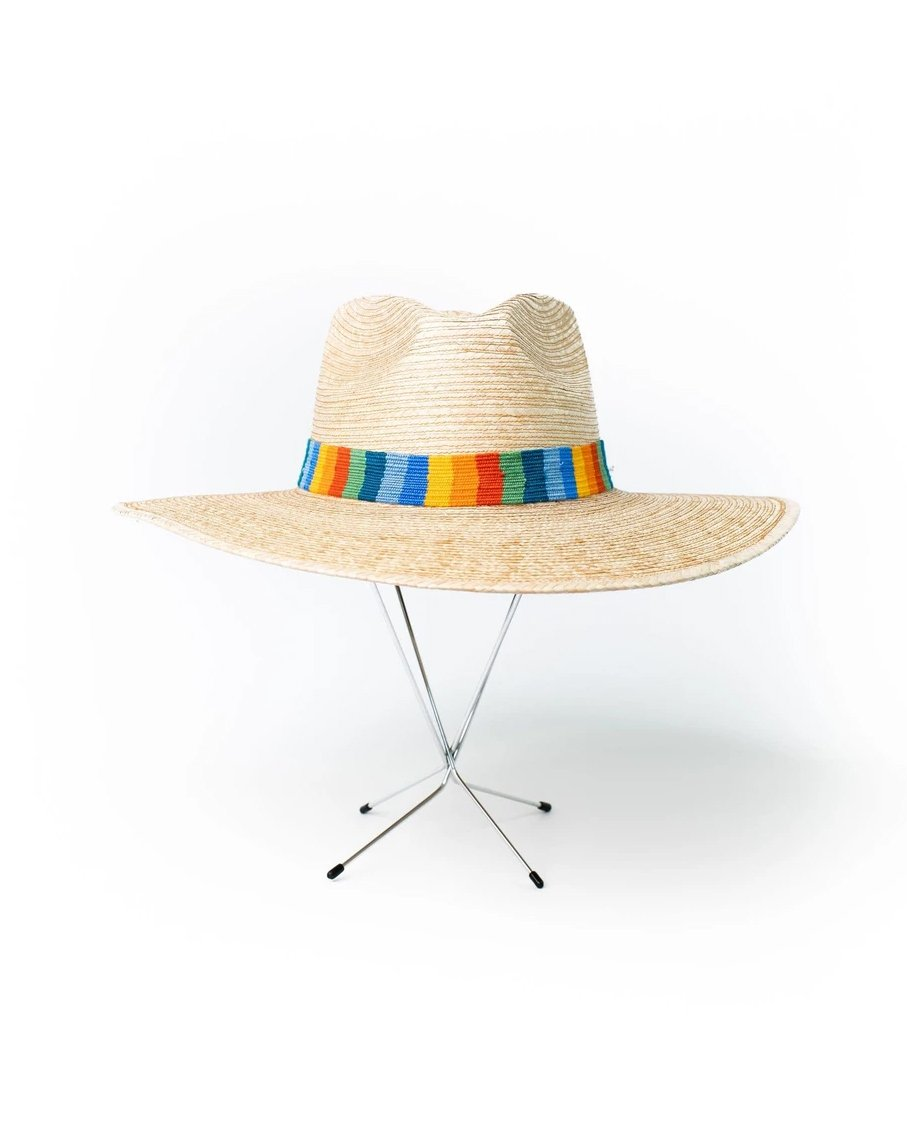 BRIGHT FOLIAGE SUN HAT