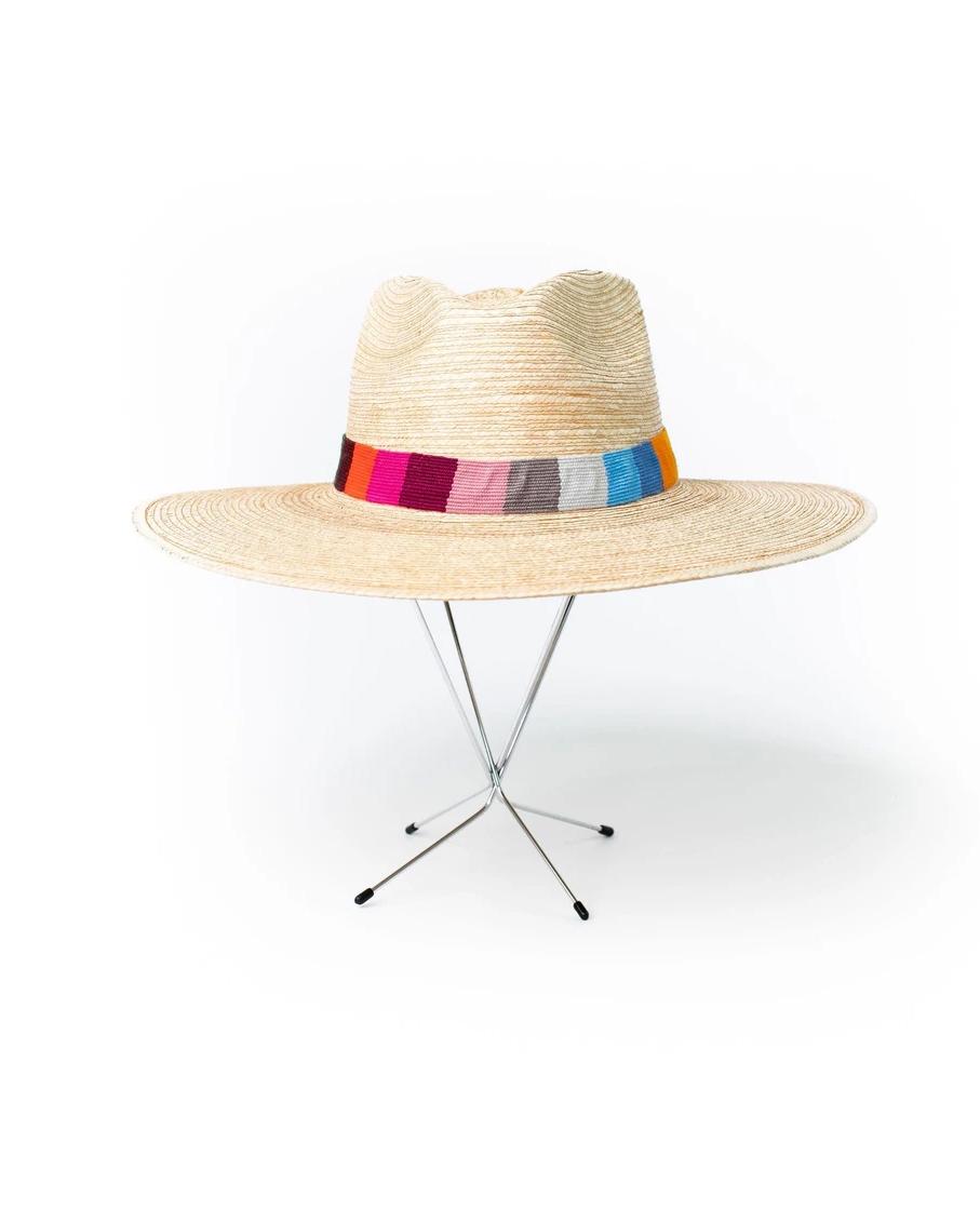ROSITA PALM SUN HAT