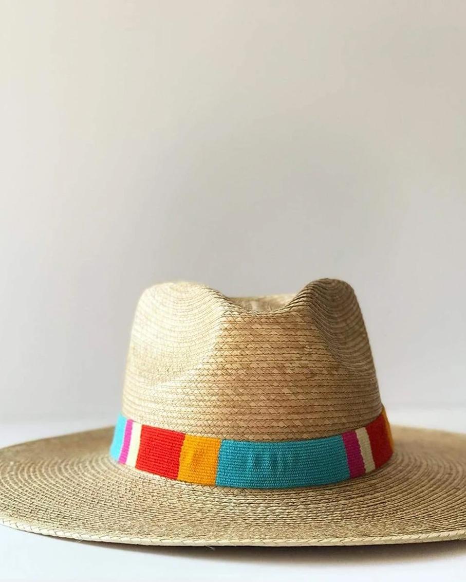 SANDRA PALM SUN HAT