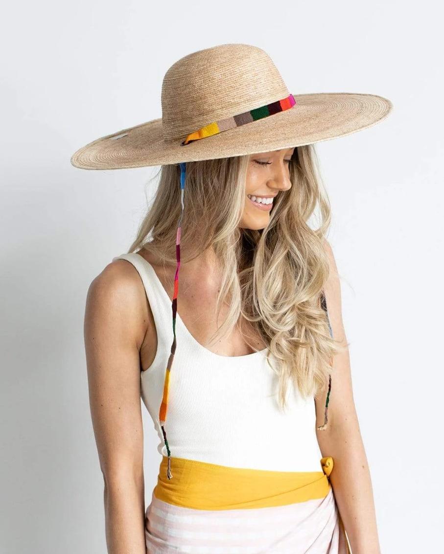 WIDE BRIM ROSITA HATS