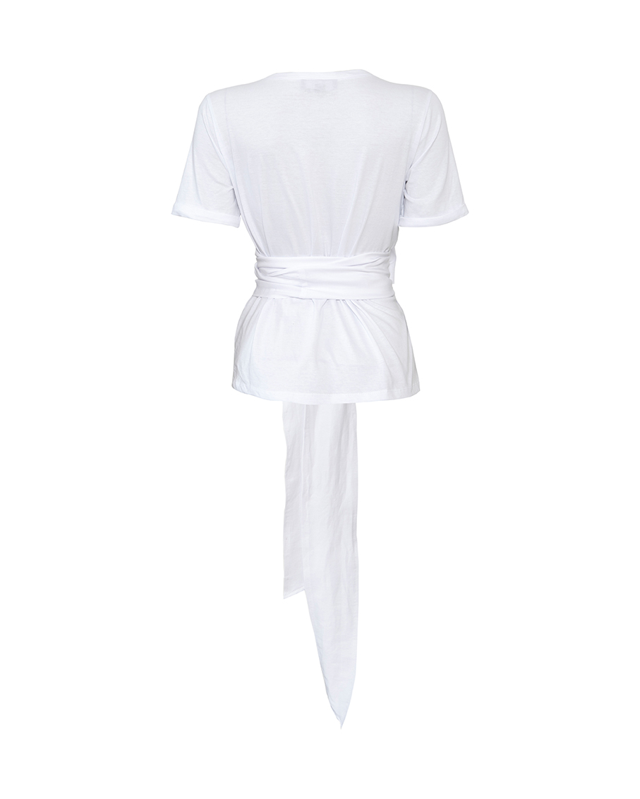 ALDORA T-SHIRT WHITE
