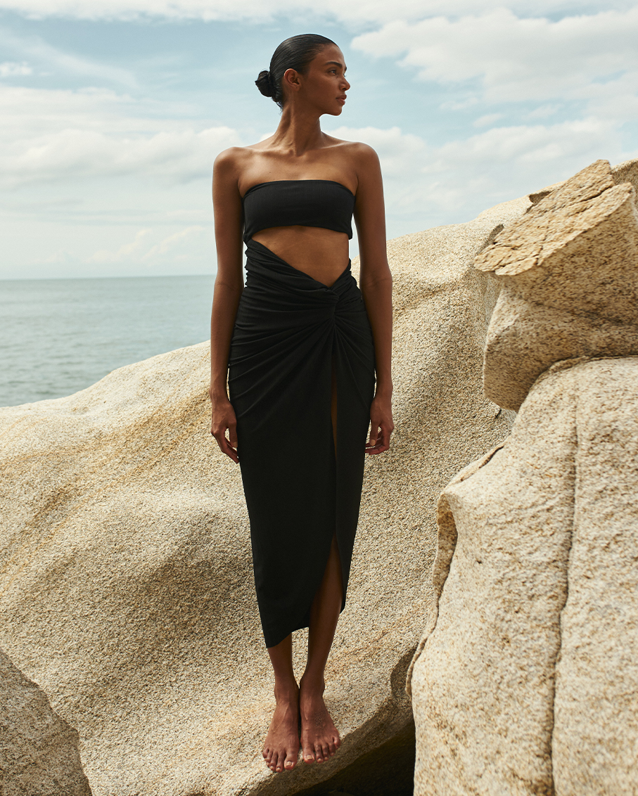GALO TRIO COVER UP 3 PIECES OF SETS BLACK