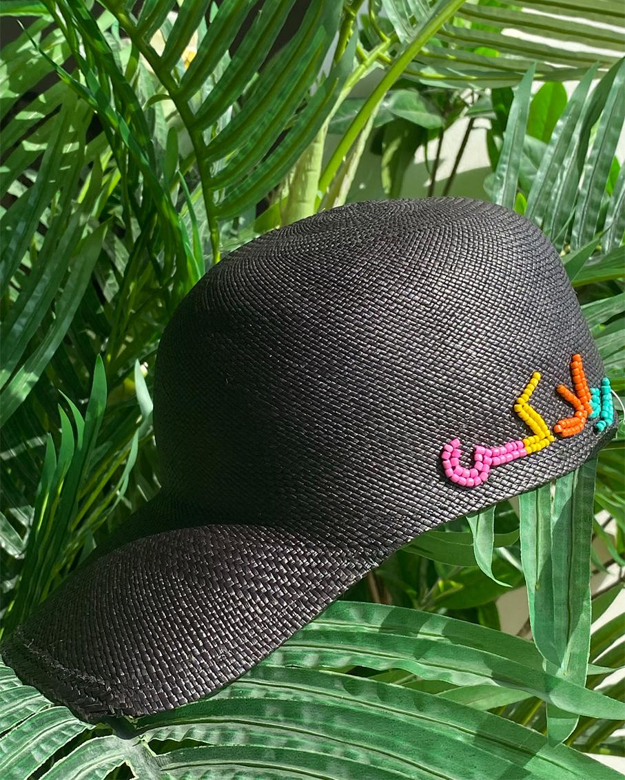 RELAX SOHO CAP BLACK