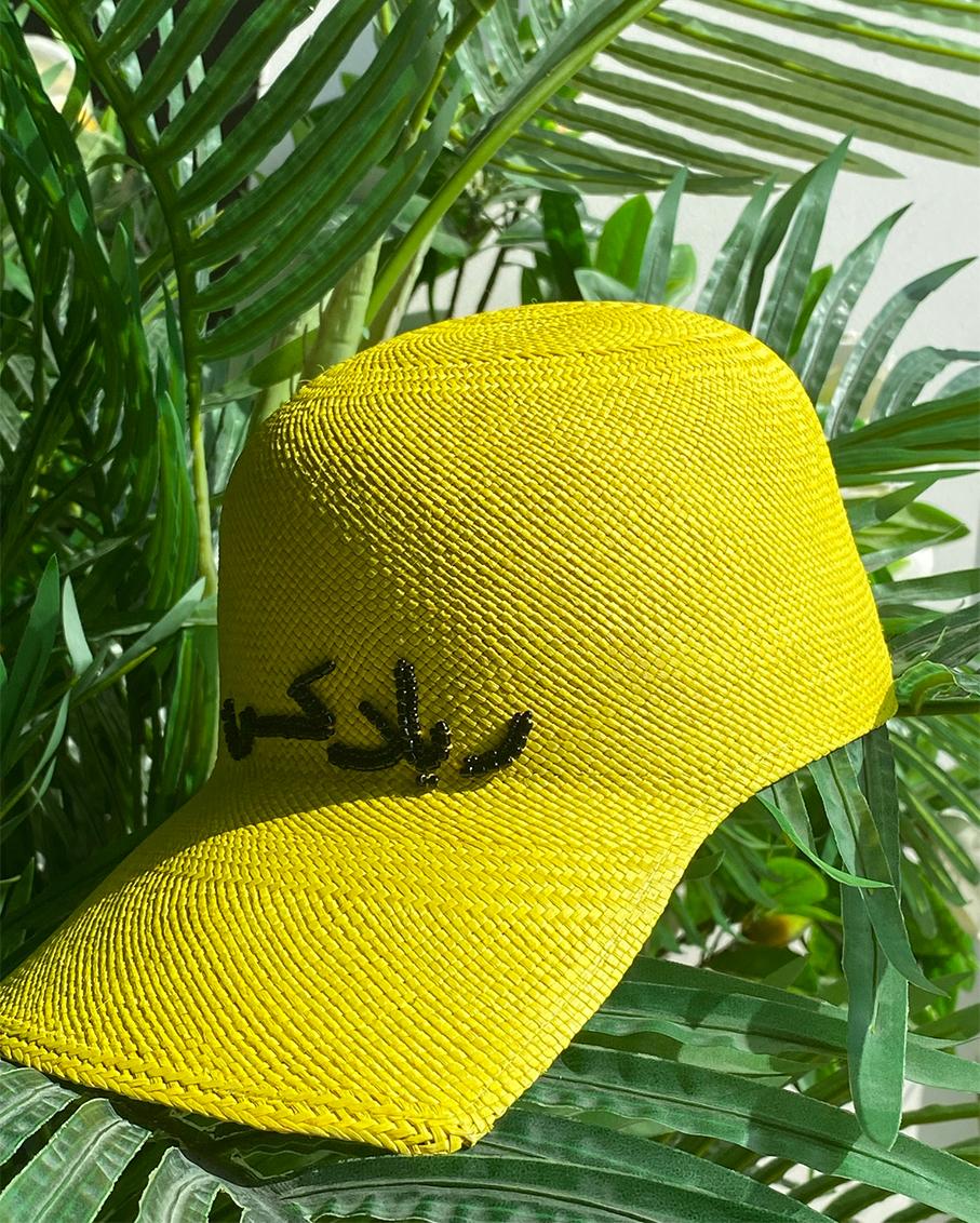 RELAX SOHO CAP YELLOW